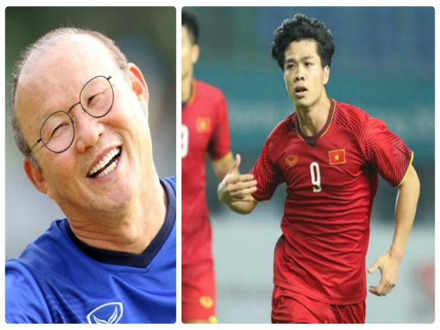 Để thành sao châu Á, Park Hang Seo dạy Công Phượng – U23 VN như thế nào?