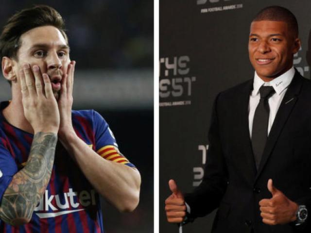 Bất công The Best: Ronaldo - Messi phiếu thấp khó tin, SAO MU ẵm giải