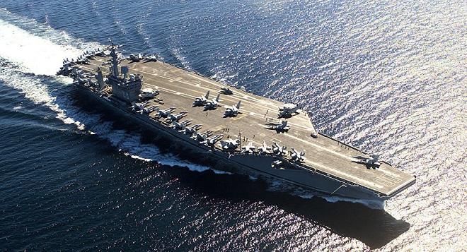 Quân nhân Mỹ bị tấn công tình dục nhiều nhất trên tàu chiến - 1