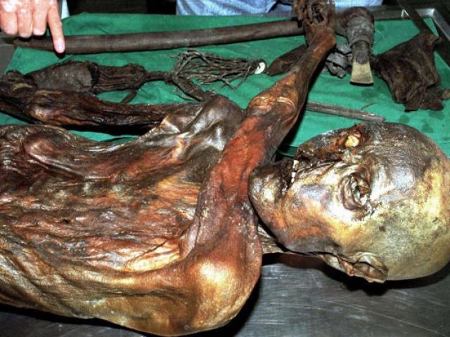 Giải mã hình xăm cổ nhất thế giới trên xác ướp 5.300 tuổi