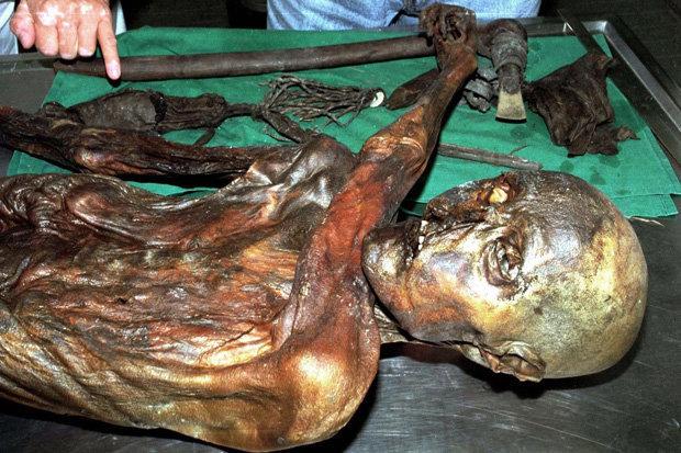 Giải mã hình xăm cổ nhất thế giới trên xác ướp 5.300 tuổi - 1