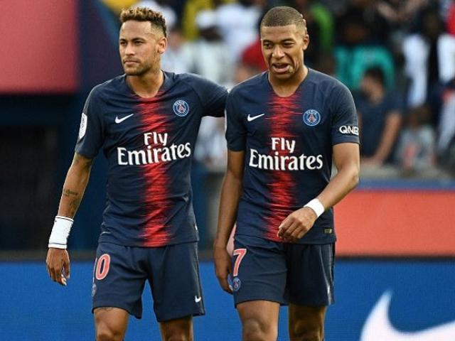 PSG lao đao vì tiêu tiền bạt mạng: Sẽ bán gấp Neymar, Mbappe cho Real