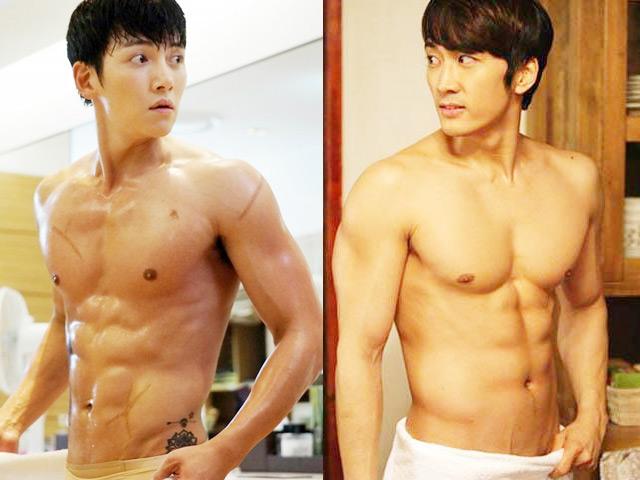 """10 người đàn ông có body """"cực phẩm"""", hot nhất Hàn Quốc"""
