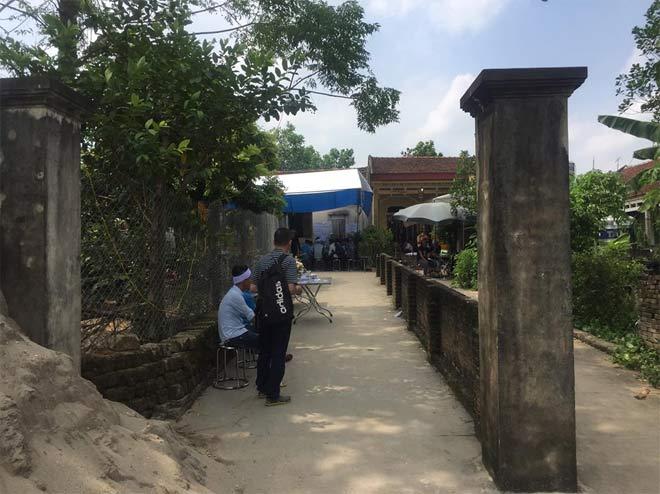 Thảm án 3 người chết ở Thái Nguyên: Xót thương 2 đám tang trong một ngõ nhỏ - 1