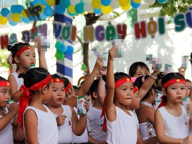 Có bắt buộc học sinh Hà Nội tham gia chương trình Sữa học đường? - 1