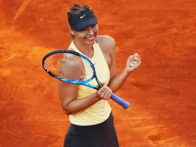 Tin thể thao HOT 25/9: Sharapova tranh thủ đi học ĐH Havard
