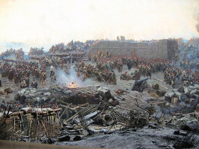 Đại chiến với liên quân phương Tây ở Crimea khiến Nga mất 40 vạn quân - 1
