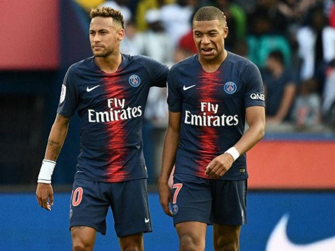 PSG lao đao vì tiêu tiền bạt mạng: Sẽ bán gấp Neymar, Mbappe cho Real - 1