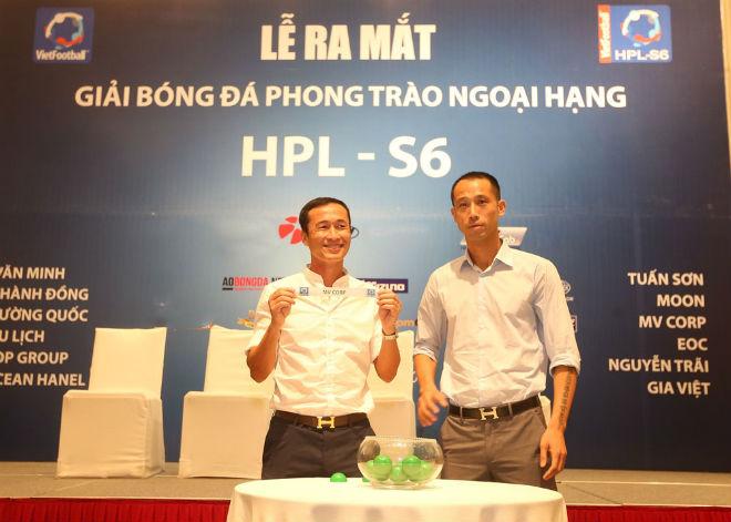 """Thành Lương, Văn Quyết đọ tài SAO U23 ở giải """"phủi"""" số 1 Việt Nam - 1"""