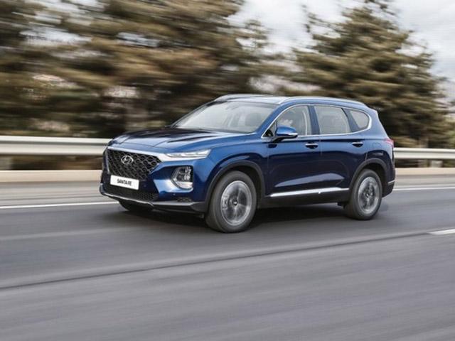 Đại lý Hyundai bắt đầu mở đặt cọc Hyundai SantaFe 2019
