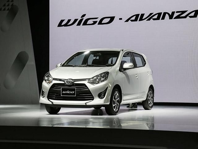 Toyota Việt Nam trình làng 3 xe mới: Hatchback Wigo giá đề xuất 345 triệu đồng
