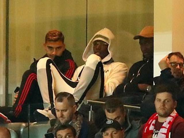 MU lâm nguy: Pogba bật Mourinho kênh kiệu bỏ về giữa chừng