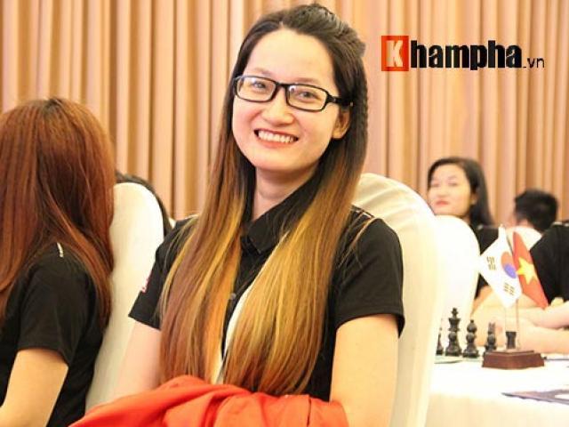 Hot-girl cờ vua Kim Phụng tỏa sáng: Việt Nam lấy ngôi số 1 Olympiad