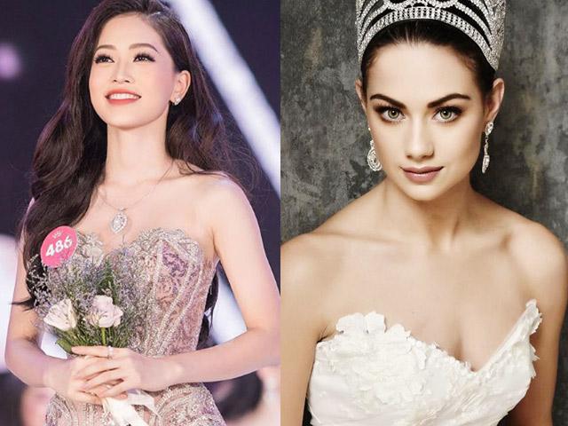 Đối thủ quá đẹp, liệu Á hậu Phương Nga có cơ hội ở Hoa hậu Hòa bình?