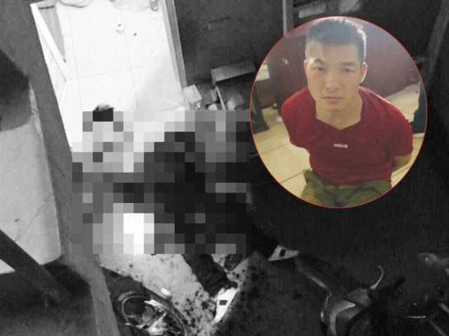 """Lộ diện nghi phạm """"máu lạnh"""" đâm chết nam thanh niên ở Mỹ Đình"""