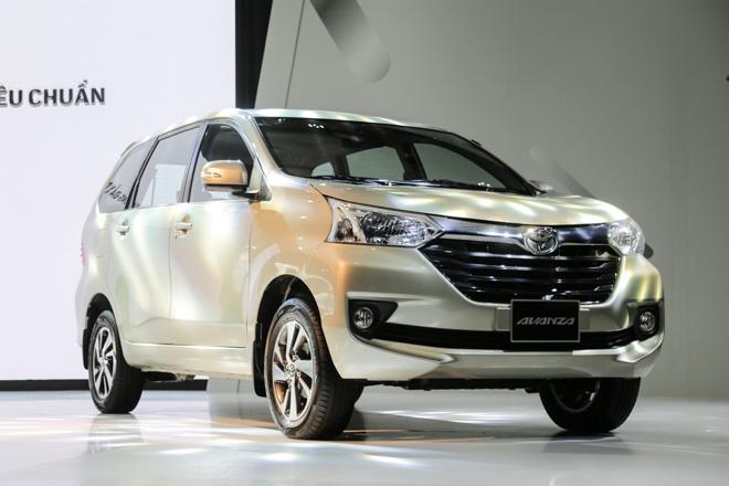 Giá xe Toyota Avanza cập nhật mới nhất: Phiên bản số sàn giá từ 537 triệu đồng - 1