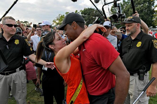 """Tiger Woods """"à ơi"""" 120 phụ nữ: Khi khốn cùng bỗng gặp thiên thần - 1"""
