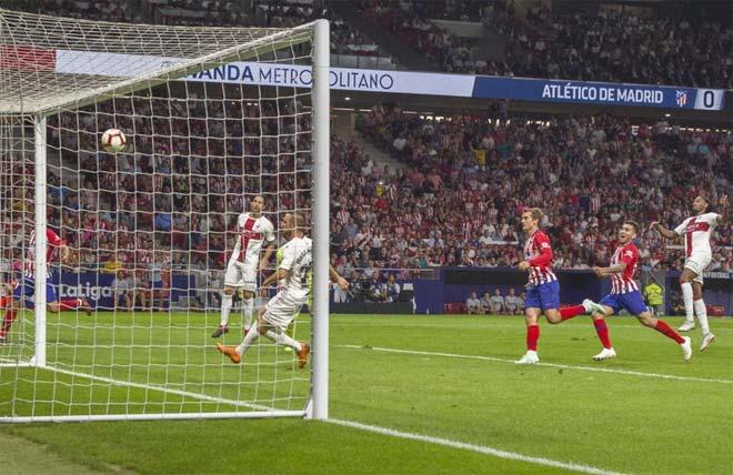 Atletico Madrid - Huesca: Ngôi sao mở màn cho 33 phút điên rồ - 1
