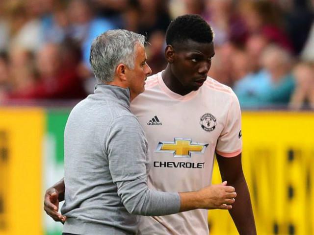 MU thua đội hạng nhất: Mourinho tuyên bố cực sốc với Paul Pogba