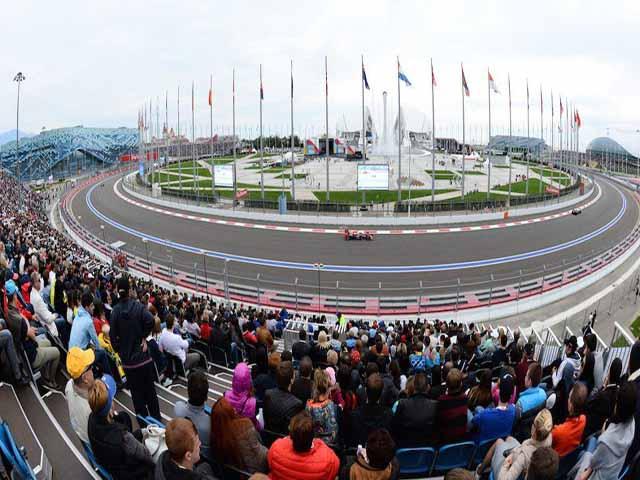 """Đua xe F1, Russian GP 2018: """"Viên ngọc đen"""" công phá bờ Biển Đen"""