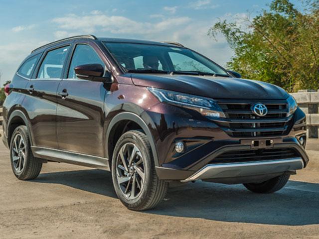 """Tìm hiểu chiếc """"tiểu Fortuner"""" Toyota Rush vừa ra mắt"""