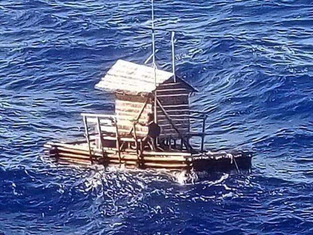 Chàng trai sống sót sau 7 tuần lênh đênh một mình trên biển