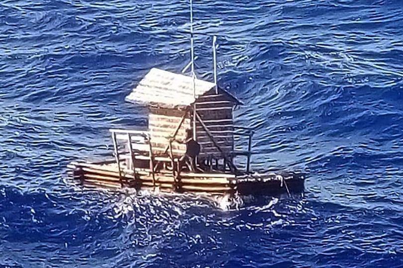 Chàng trai sống sót sau 7 tuần lênh đênh một mình trên biển - 1