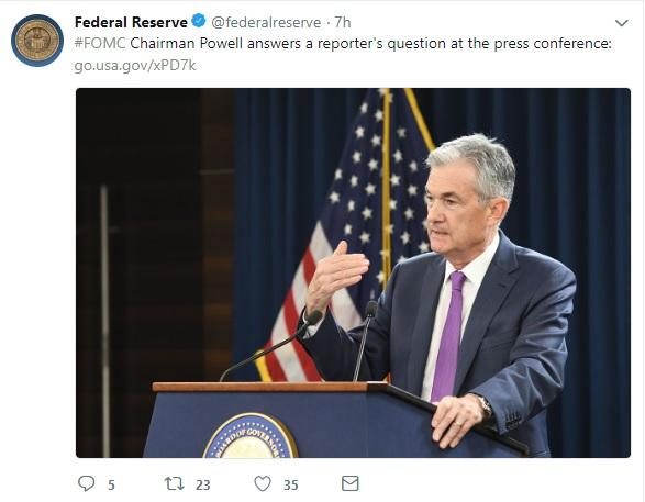 Nóng: Fed tăng lãi suất USD lần 3, chứng khoán Việt đón tin mừng sau nhiều năm chờ đợi - 1