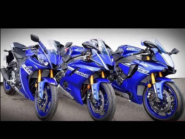 Yamaha YZF R25 mới nhất sẽ ra mắt tại Triển lãm IMOS 2018?