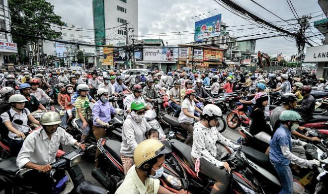 Cấm xe máy ở Việt Nam: 20 năm nữa xe máy vẫn được ưa chuộng - 1
