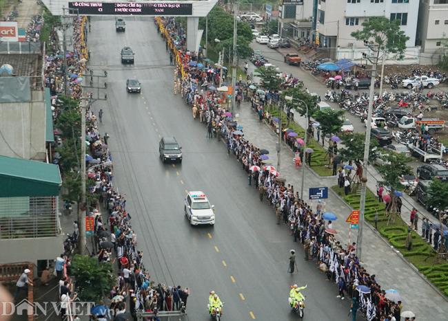 Chủ tịch nước Trần Đại Quang đã an nghỉ tại quê nhà Ninh Bình - 1