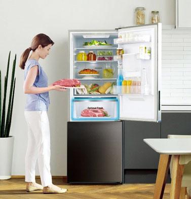 4 lý do cần có tủ lạnh ngăn đông mềm -1ºC trong gian bếp gia đình - 1