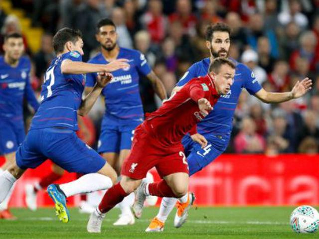 Liverpool - Chelsea: Siêu phẩm solo ngược dòng tuyệt đỉnh