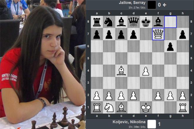 """Cú sốc cờ vua 9 nước đã thua: Kỳ thủ chơi như """"bé 6 tuổi"""" - 1"""