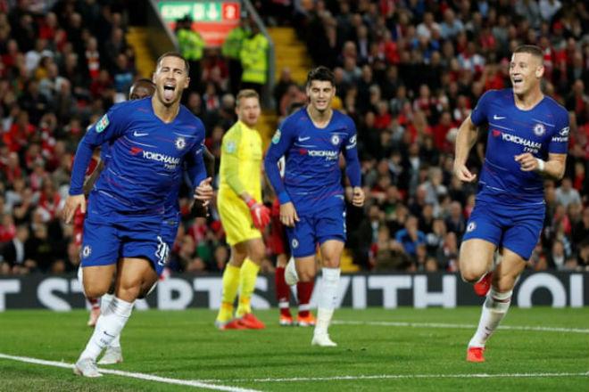 Liverpool - Chelsea: Siêu phẩm solo ngược dòng tuyệt đỉnh - 1