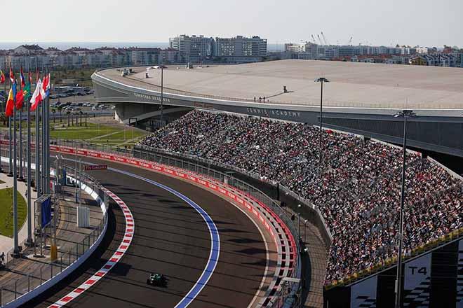 """Đua xe F1, Russian GP 2018: Cuộc chiến cuối cùng tại """"lục địa già"""" - 1"""