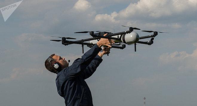 Nga phát triển công nghệ xác định căn cứ khủng bố dựa trên UAV - 1