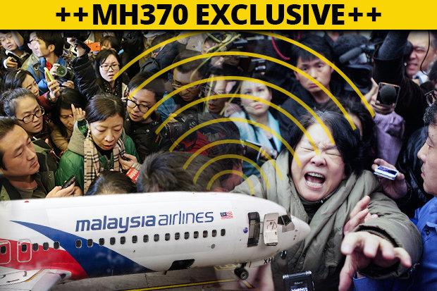 Điện thoại hành khách MH370 đổ chuông 4 ngày sau khi máy bay rơi? - 1
