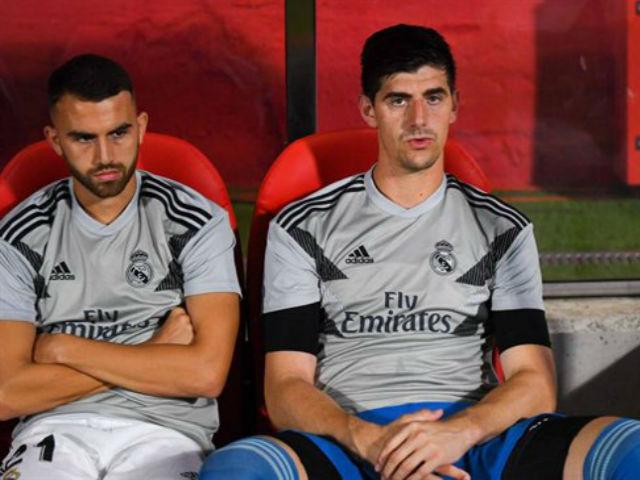 Real Madrid thảm bại đại loạn: Dàn SAO cô lập phản đối tội đồ Courtois
