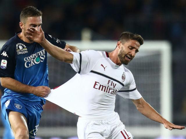 Empoli - AC Milan: Kỳ quặc bàn phản lưới và phạt đền định đoạt