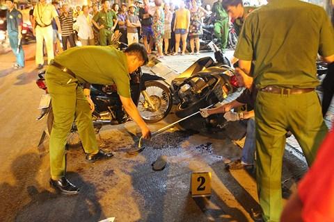 Đi tìm xe máy bị mất, hai vợ chồng đánh chết người đàn ông 50 tuổi - 1