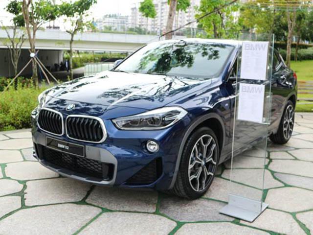 BMW X2 chính thức ra mắt tại sự kiện BMW JOYFEST VIETNAM 2018