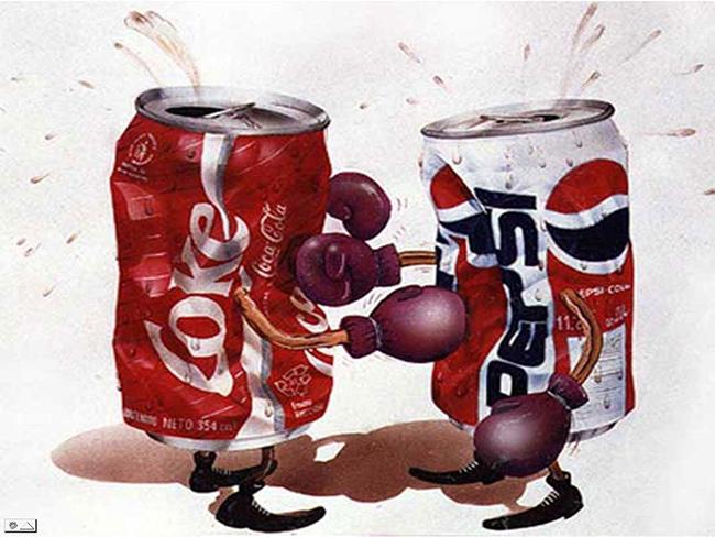 """""""Trận so găng thế kỉ"""" của Pepsi và Coca-Cola"""