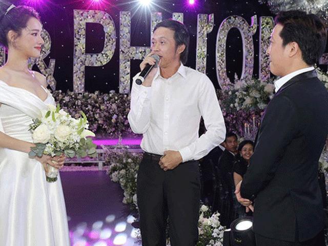 Điều khiến Hoài Linh gây sốt mỗi khi đi đám cưới