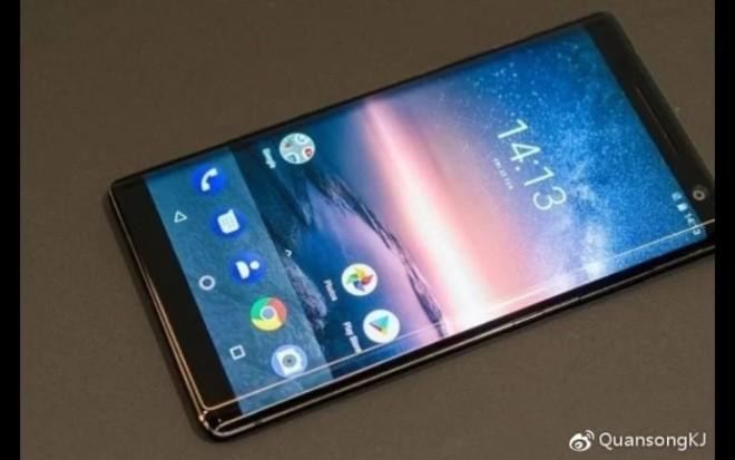 Hình ảnh thiết kế mặt trước của Nokia 9, quá bất ngờ - 1