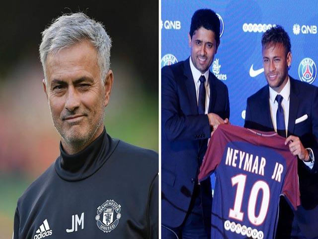 Mourinho tính rời MU: Về PSG làm thầy Neymar khôi phục uy danh ở cúp C1