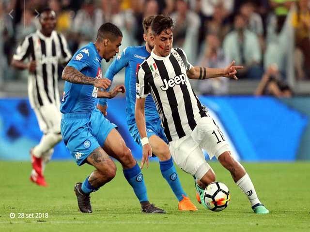Juventus - Napoli: Ronaldo cú đúp kiến tạo định đoạt đại chiến