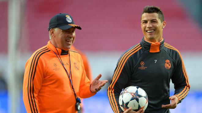 """Juventus – Napoli: """"Sư phụ"""" Ancelotti & bài toán khóa nòng Ronaldo - 1"""