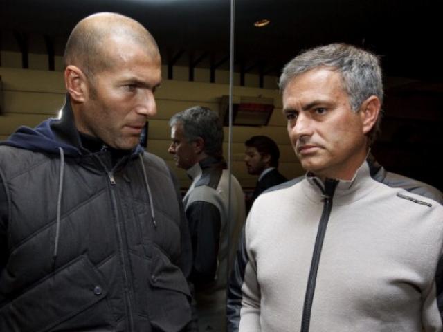 """Cực nóng: MU vừa đàm phán Zidane, chuẩn bị """"lật ghế"""" HLV Mourinho"""
