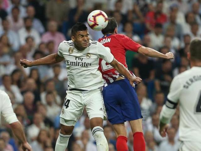 """Real Madrid - Atletico Madrid: """"Người nhện"""" tỏa sáng, lỡ cơ hội vàng"""
